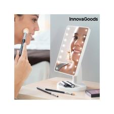 InnovaGoods Érintős Asztali Tükör LED-del hajápoló szer
