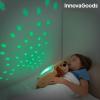 InnovaGoods Plüssjáték Projektorral Pinguin