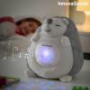 InnovaGoods Sündisznó plussjáték, Fehér zajjal és éjszakai fényvetítővel Spikey InnovaGoods