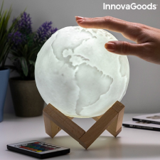 InnovaGoods Újratölthető LED Világ Lámpa Worldy InnovaGoods világítás