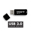 Integral flash memory USB 3.0 - 8GB NEON NOIR - Up to 80MB/s Read - 5MB/s Write