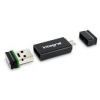 Integral Fusion 8GB USB 2.0 Flash Drive + Adapter retail pack