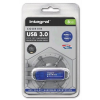 Integral INFD8GCOU3.0-197 USB3.0 Courier pendrive - 8GB - kék