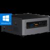 Intel BOXNUC7i5BNHXF; i5-7260U; 4GB DDR4; 1TB HDD; Optane 16GB; Windows 10; BOX