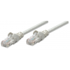 Intellinet Network Solutions Intellinet patch kábel RJ45; Cat6 UTP; 1m; szürke; 100% réz