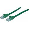 Intellinet UTP patch kábel, Cat6, 0,5 m, INTELLINET, zöld