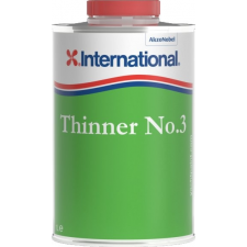 International Thinner No. 3 1000ml hajózási felszerelés