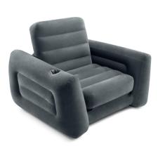 INTEX Pull-Out felfújható, átalakítható fotel ágy, 107 x 221 x 66cm (66551) bútor