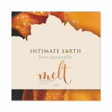 Intimate Earth Intimate Earth Melt - melegítő síkosító (3ml) síkosító