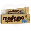 Inverma Madame Orgasm Cream klitorisz krém, stimuláló hatással (18 ml)