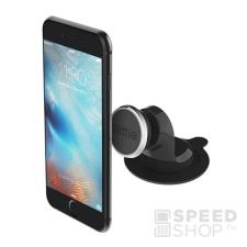 Iottie iTap Magnetic, mágneses univerzális autós tartó, műszerfalra, fekete mobiltelefon kellék