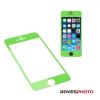 iPhone 5C/5S/5 GGS Larmor LCD védő zöld