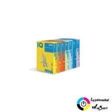 IQ Color A4 80g. BL29 Kék, anyagában színezett másolópapír fénymásolópapír