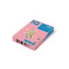 IQ Fénymásolópapír színes IQ Color A/4 80 gr pasztel rózsa PI25 500 ív/csomag