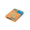 IQ Fénymásolópapír színes IQ Color A/4 80 gr trend arany GO22 500 ív/csomag