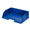 Irattálca, műanyag, oldalt nyitott, LEITZ Plus Jumbo, kék