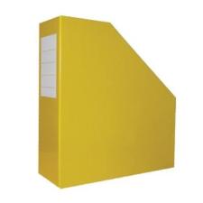 - Irattartó papucs fóliás sárga lefűző