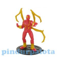 Iron Spiderman műanyag játékfigura Bullyland játékfigura