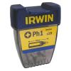 Irwin Bithegy PH2 1/4 25mm 10db/CS IRWIN - 10504331/CS
