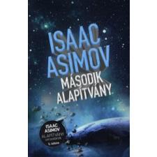 Isaac Asimov Második Alapítvány regény