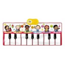 Iskolai zenekar zenélő játszószőnyeg elektronikus játék