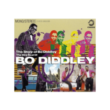 Island Bo Diddley - Story of Bo Diddley (Cd) jazz