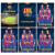 ismeretlen FC Barcelona: négyzetrácsos füzet - A4, 87-54