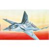 Italeri - MIG 37B Ferret 0162 repülőgép makett