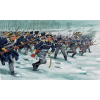 Italeri - Russian Infantry 6067 figura makett