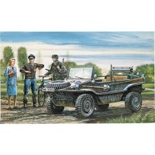 Italeri SCHWIMMWAGEN katonai jármű makett Italeri 0313 makett figura