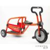 Italtrike Tűzoltó tricikli Active