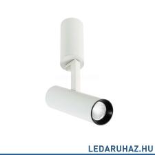 ITALUX BOCCA WHITE DISTANCED 4000K fali lámpa fekete, 4000K természetes fehér, beépített LED, 1590 lm, IT-SLC74055/18W 4000K WH+BL világítás