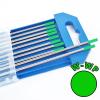 Iweld Wolfram elektróda WP 3,2x175mm zöld