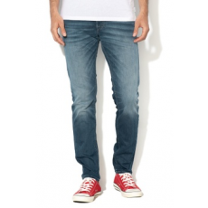Jack Jones Jack&Jones, Indigo slim fit farmernadrág, kék, W30-L32 (12137663-BLUE-DENIM-W30-L32)