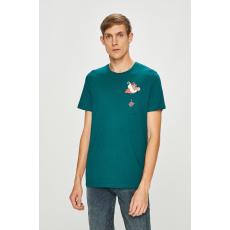 Jack Jones Jack & Jones - T-shirt - zöldeskék - 1491601-zöldeskék
