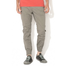 Jack Jones Jack&Jones, Vega Bob Anti Fit nadrág, Drapp, W30-L32 (12136196-STEEL-GRAY-W30-L32)