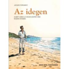 Jacques Ferrandez Az idegen irodalom