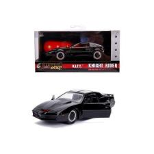 JADA TOYS Knight Rider: K.I.T.T fém kisautó 1:32 autópálya és játékautó