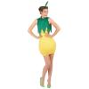 Jadeo ananász női jelmez, M-L