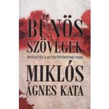 JAM AUDIO BŰNÖS SZÖVEGEK - BEVEZETÉS A DETEKTÍVTÖRTÉNETEKBE - irodalom
