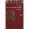 JAM AUDIO Magyar Művelődéstörténeti Lexikon X. - Középkor és kora újkor