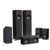 Jamo S 805 HCS BLACK,Házimozi rendszer,fekete (1064383)