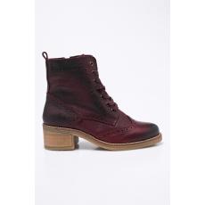 Jana - Magasszárú cipő - gesztenyebarna - 1028356-gesztenyebarna