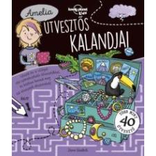 Jane Gledhill Amelia útvesztős kalandjai gyermek- és ifjúsági könyv
