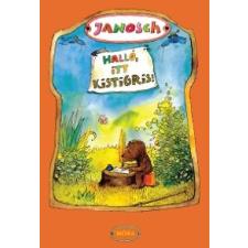 Janosch Halló, itt Kistigris! gyermek- és ifjúsági könyv