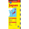 Japán térkép - Periplus Editions