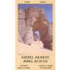 Jebel Acacus térkép - West Col