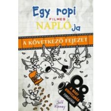 Jeff Kinney Egy ropi filmes naplója - A következő fejezet gyermek- és ifjúsági könyv
