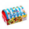 Jégkrém készítő gyurmakészlet, 8 és 12 darabos