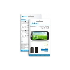 Jekod kijelző védőfólia törlőkendővel HTC One Max Dual Sim-hez* mobiltelefon előlap